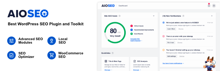 افزونه سئو  All In One SEO Pack