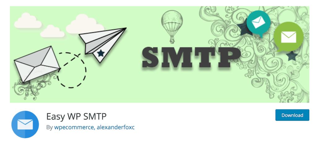 افزونه Easy WP SMTP