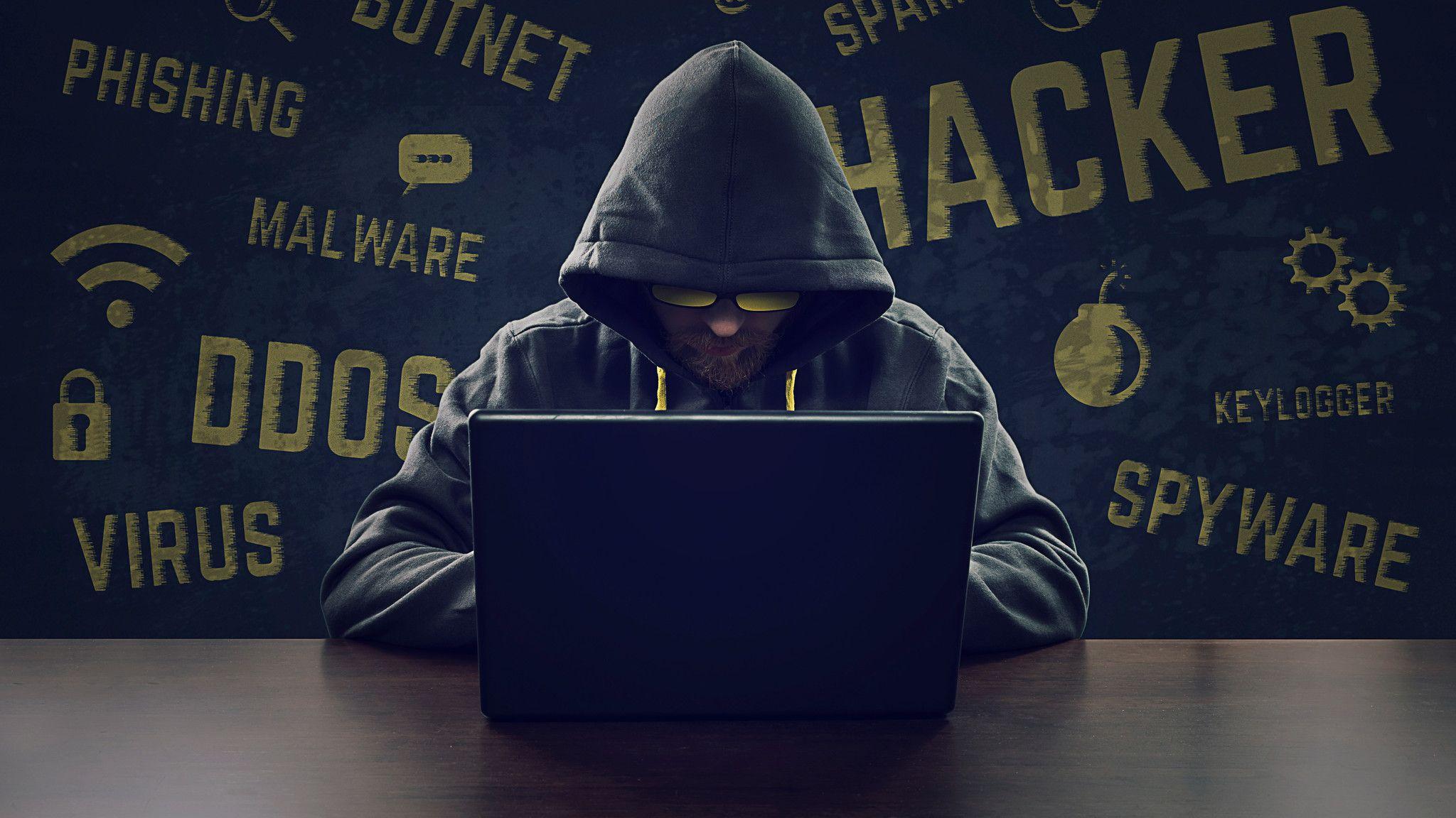 تصویر هک و امنیت وردپرس